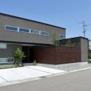 福田康紀の住宅事例「つばきの郷の家」