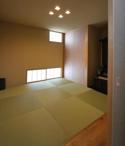 仏間 (つばきの郷の家)