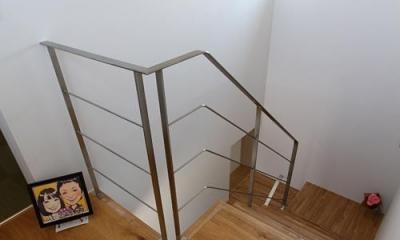 つばきの郷の家 (階段)