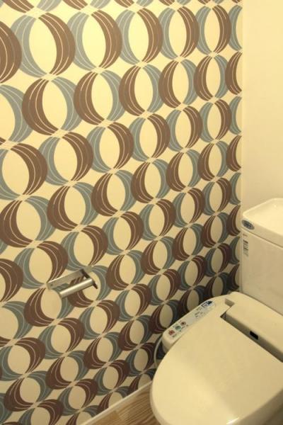 トイレ (Sハウスリノベーション)