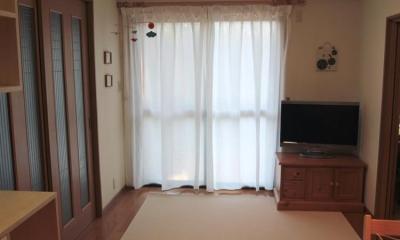 リビング|長岡京市S邸インテリアコーディネート