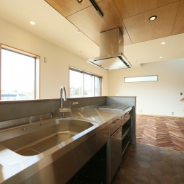 対面式キッチンの画像2