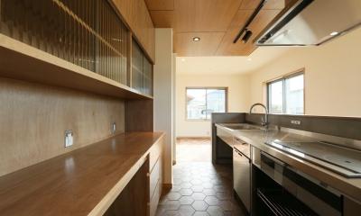 キッチン2|Y's residence