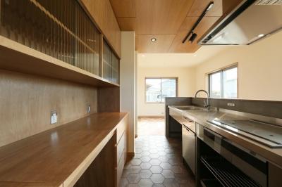 キッチン2 (Y's residence)