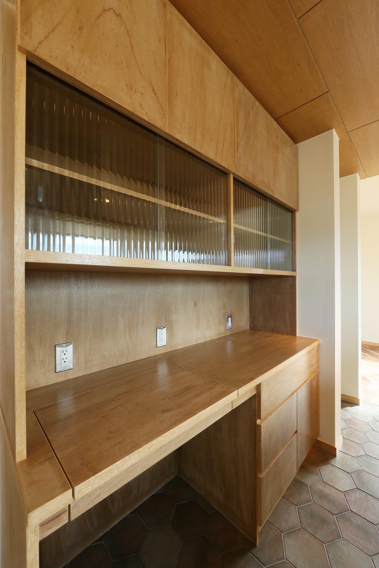 Y's residenceの写真 キッチン作業スペース