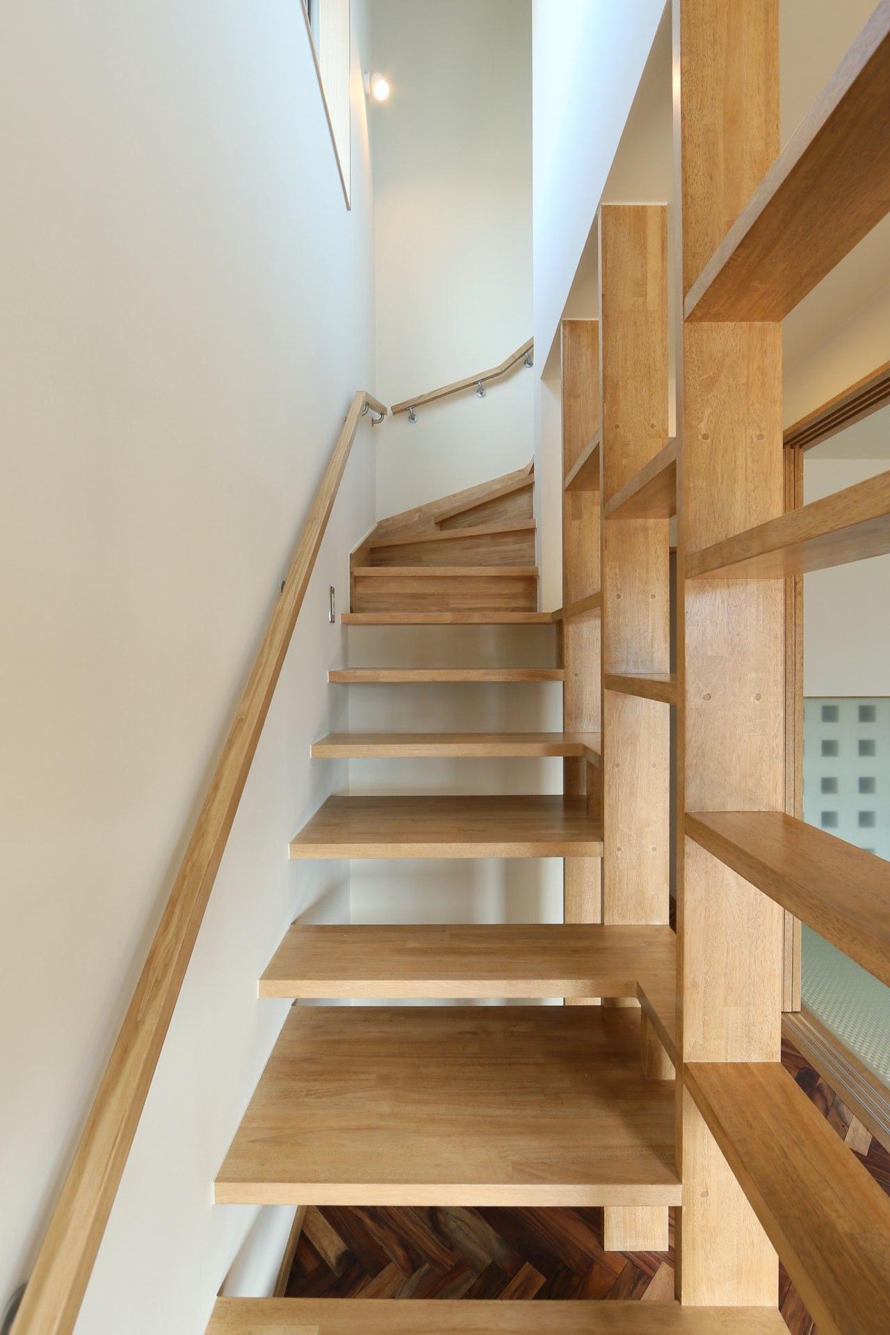 Y's residenceの写真 階段
