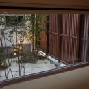 和室の地窓