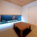 南浅田の家~大きな中庭のある家~の写真 和室