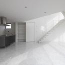 三角プランの家~斜め線で室内と室外に分かれる家~