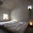 照井康穂の住宅事例「雁木のある家」