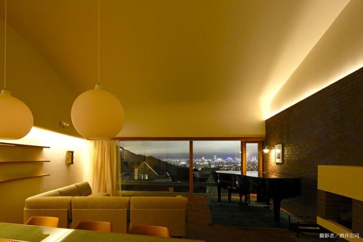 建築家:照井康穂「界川の家」