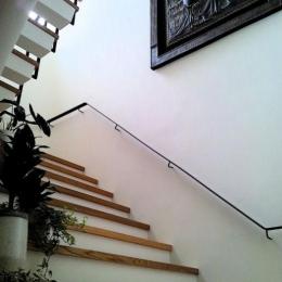 界川の家 (階段)