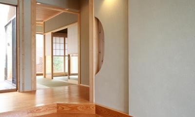 金沢兼六の家 6LDK7人家族4層の家