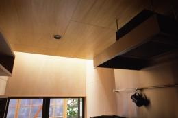 岡部宿の家 (キッチン)
