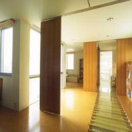 ベッドルーム(撮影:satoshi asakawa) (mor)