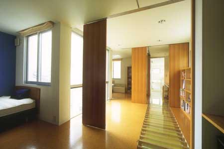 morの写真 ベッドルーム(撮影:satoshi asakawa)
