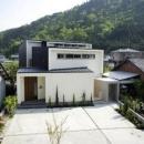 岩崎の二世帯住宅の写真 外観1(撮影:EIICHI TAKAYAMA)
