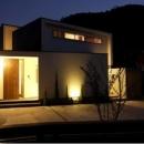 祐成大秀の住宅事例「岩崎の二世帯住宅」