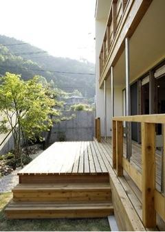 建築家:祐成大秀「岩崎の二世帯住宅」