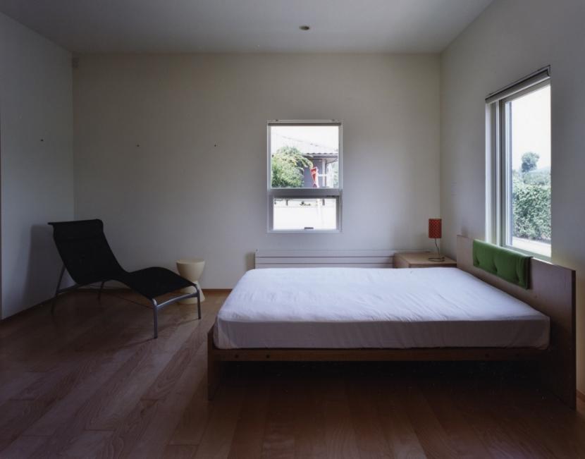 古稀庵の部屋 ベッドルーム