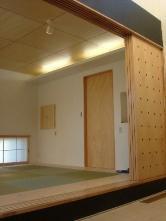 A-Houseの部屋 和室
