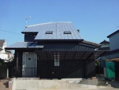 O-House reform (外観)