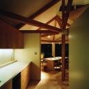 石神井の住宅 古稀庵の写真 キッチン
