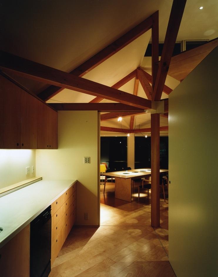 古稀庵の部屋 キッチン