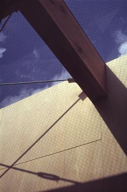 岡部宿の家 (天窓)