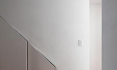 白糸台の家 (壁面収納(撮影:平井広行))