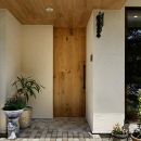 長野市風間の家