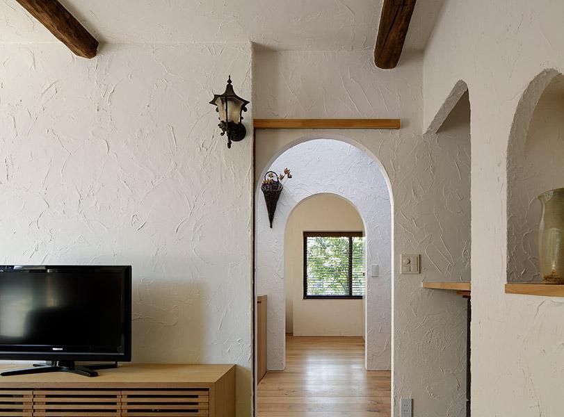 建築家:小野澤 裕子「長野市風間の家」