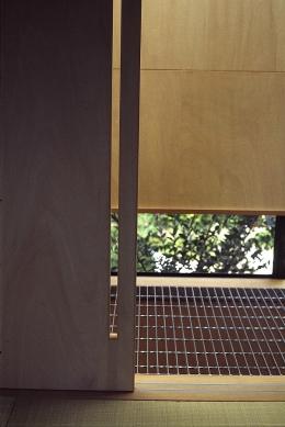 岡部宿の家 (建具)