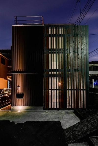 N/HOUSE (外観(撮影:布施貴彦))