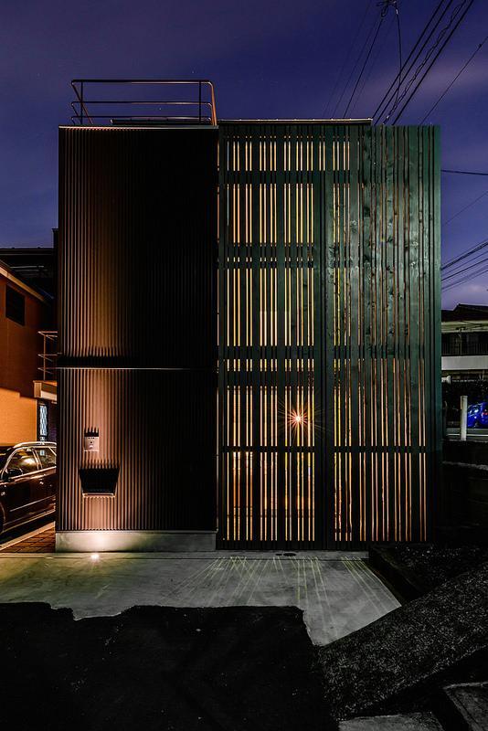 建築家:大塚泰子「N/HOUSE」