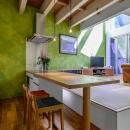 N/HOUSEの写真 ダイニングキッチン(撮影:布施貴彦)
