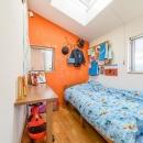 N/HOUSEの写真 子供部屋2(撮影:布施貴彦)