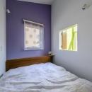 N/HOUSEの写真 ベッドルーム(撮影:布施貴彦)