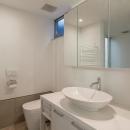 N/HOUSEの写真 トイレ(撮影:布施貴彦)