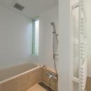N/HOUSEの写真 浴室(撮影:布施貴彦)