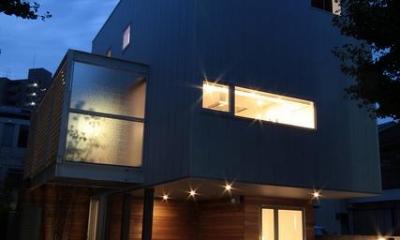 外観-夜景|光遊の家
