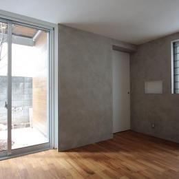 光遊の家 (1階ベッドルーム-1)