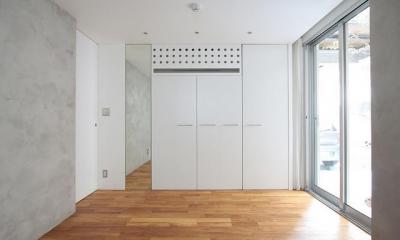 光遊の家 (1階ベッドルーム-2)