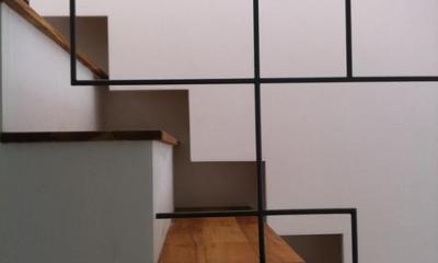 光遊の家 (階段)