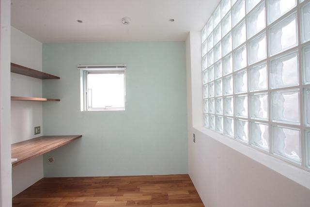 光遊の家の部屋 3階ワークスペース