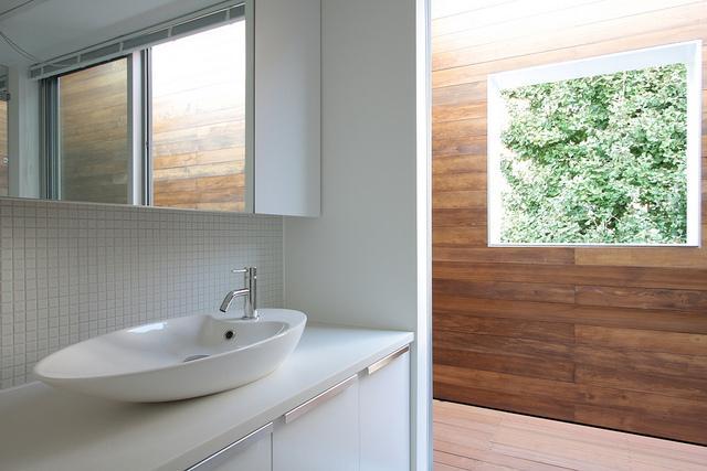 光遊の家の部屋 洗面所