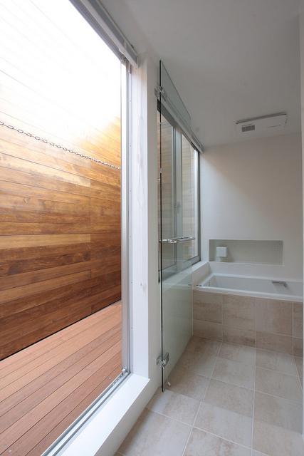 光遊の家の部屋 浴室