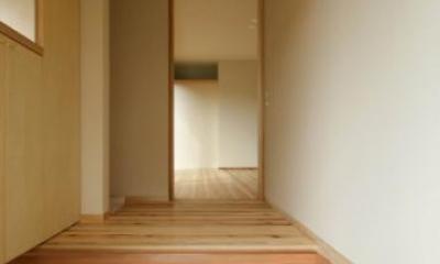 楠葉の家 (玄関1)