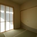 烏野良子の住宅事例「楠葉の家」