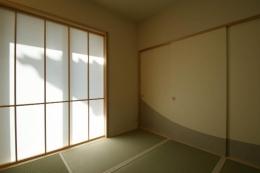 楠葉の家 (和室)